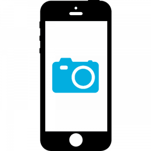 Laga Kamera Fram & bak iPhone 8 Plus
