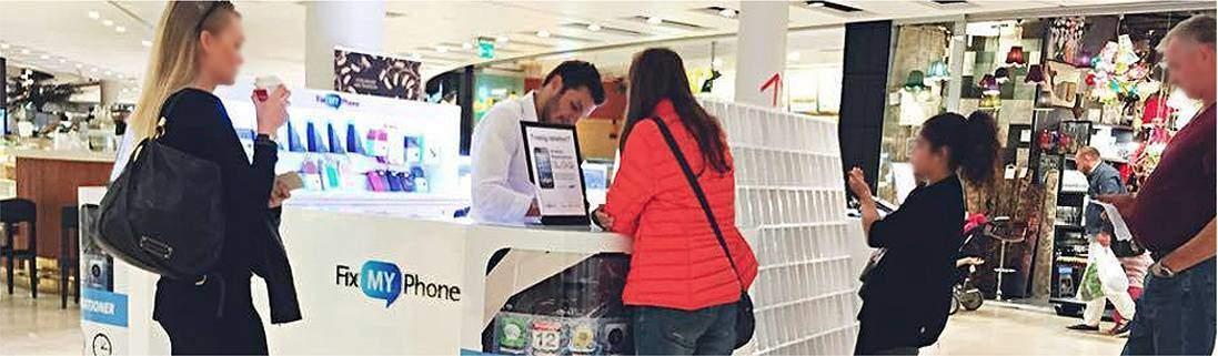 Fix My Phone >> Iphone Reparasjon Oslo Reparere Mobiltelefon