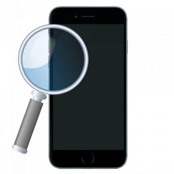 Felsökning iPhone 7 plus