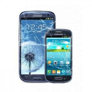 REPARERA SAMSUNG GALAXY S3 MINI DISPLAY