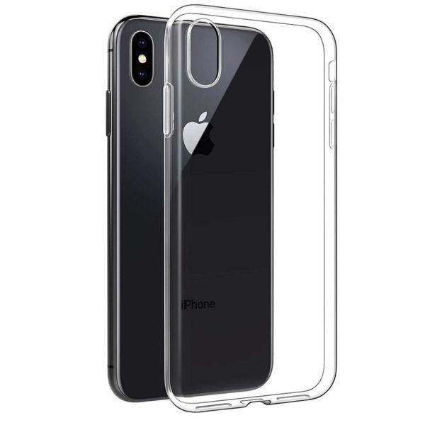 Transparent skal iPhone 6 Baksida