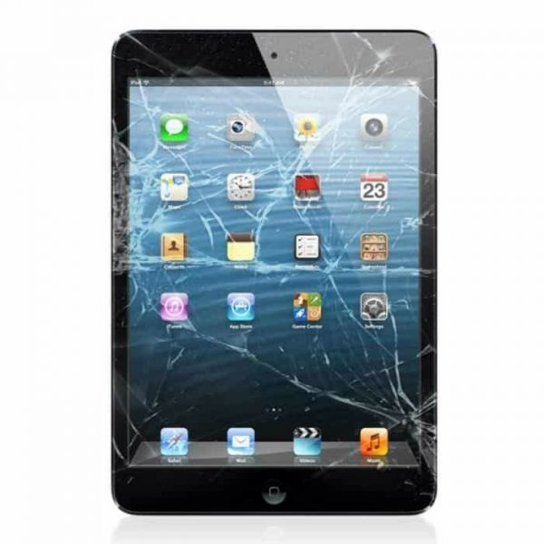 BYT IPAD AIR GLAS