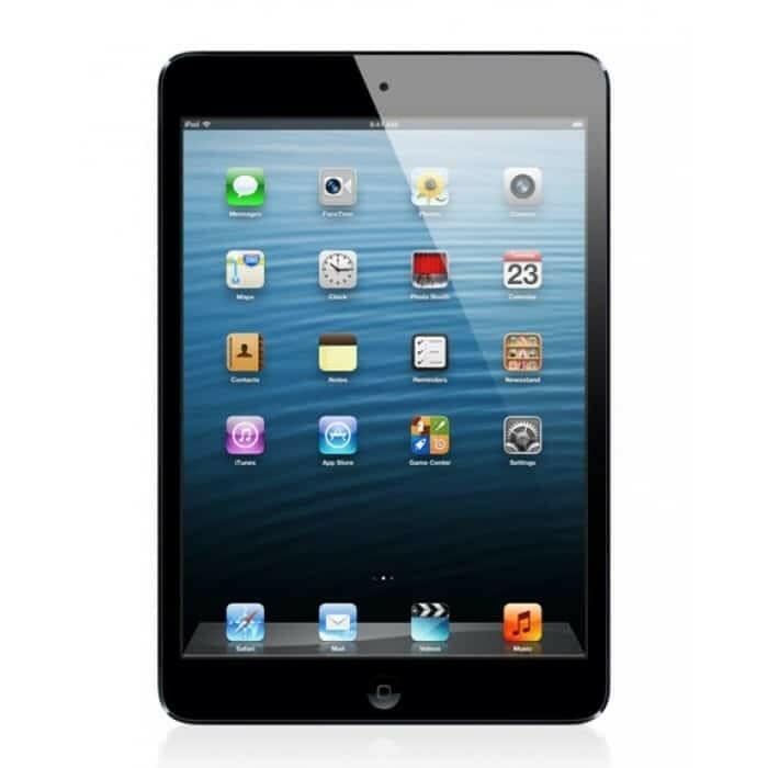Gamla iPad