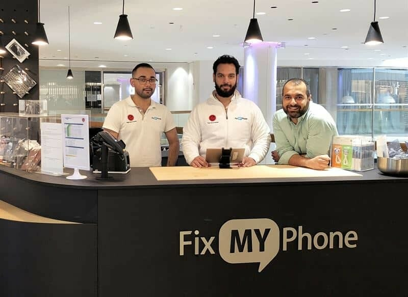 Fix My Phone hittar rätt kompetens hos nyanlända flyktingar