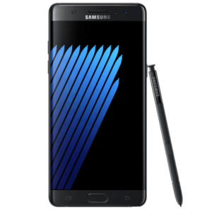 Reparera Samsung Galaxy Note 7 Display