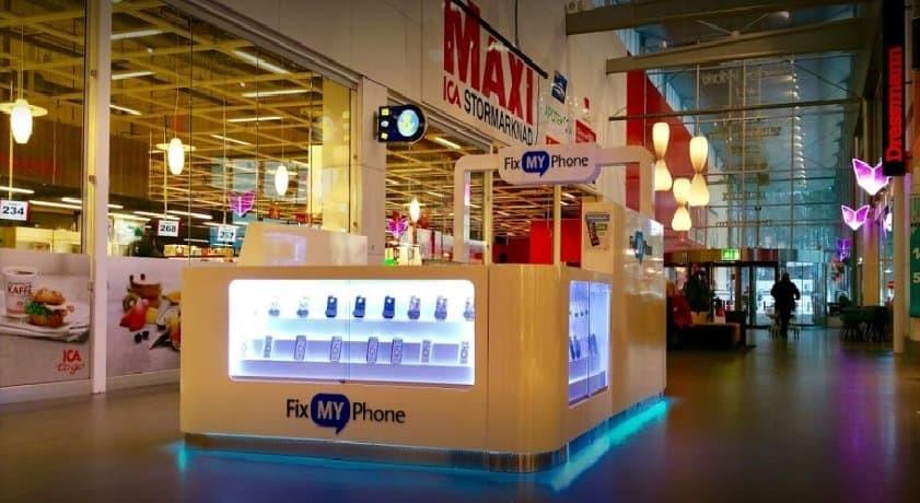 Laga iPhone mobiltelefon i Högsbo 421 - Sisjön