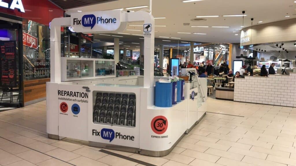 Laga iPhone mobiltelefon i centrala Göteborg Allum. fixa alla mobiler. laga telefonen