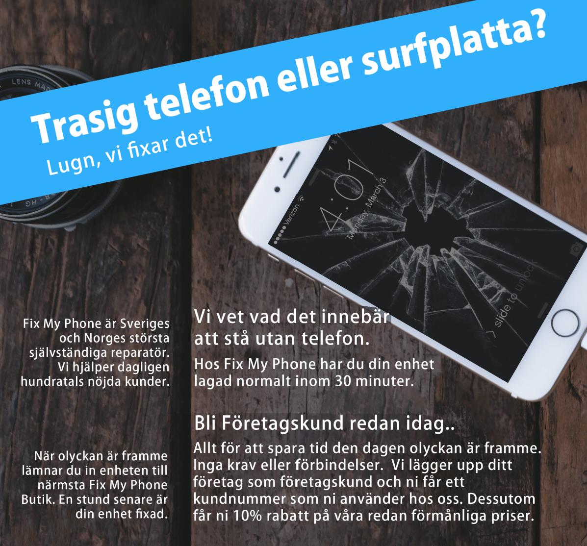 Fix My Phone Företagsservice
