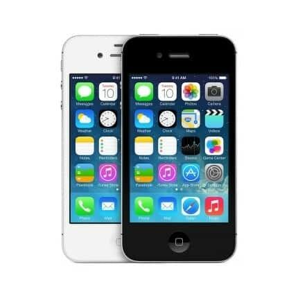 iPhone 4s Reservdelar
