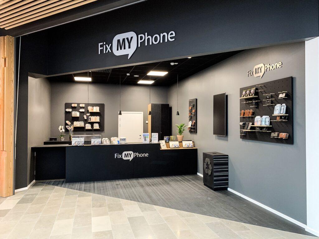 få din telefon lagad på bara 30 minuter i kungälv Konghälla centrum. Fix My Phone lagar alla modeller och alla tänkbara skador