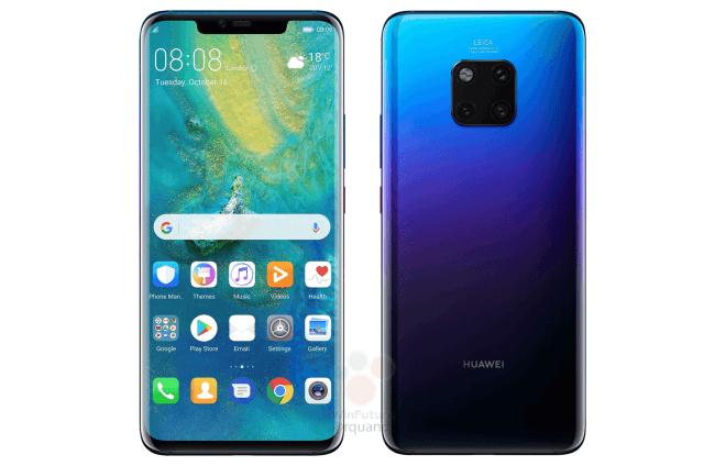Huawei Mate 20Pro Tillbehör