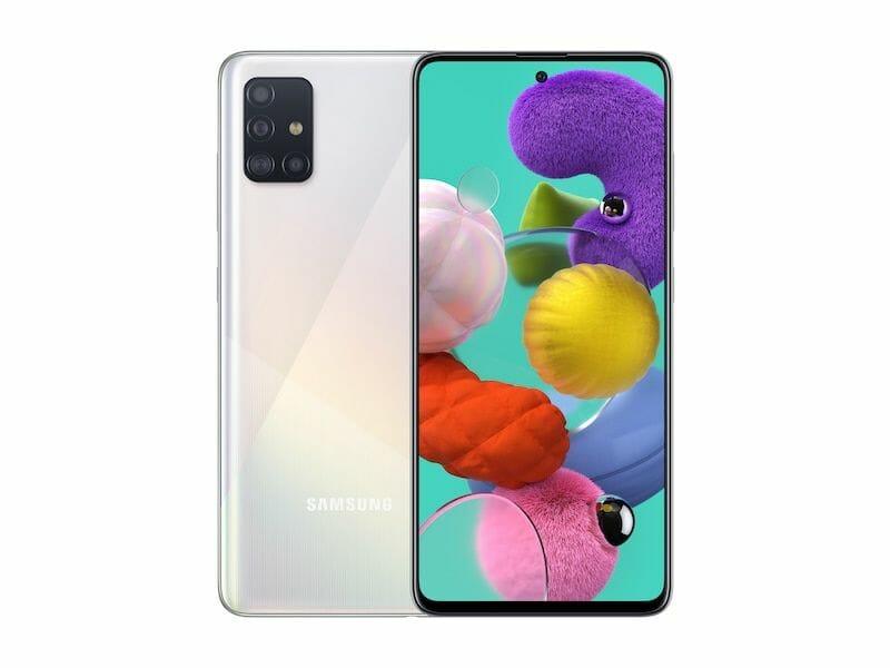 Samsung Galaxy A51 Tillbehör