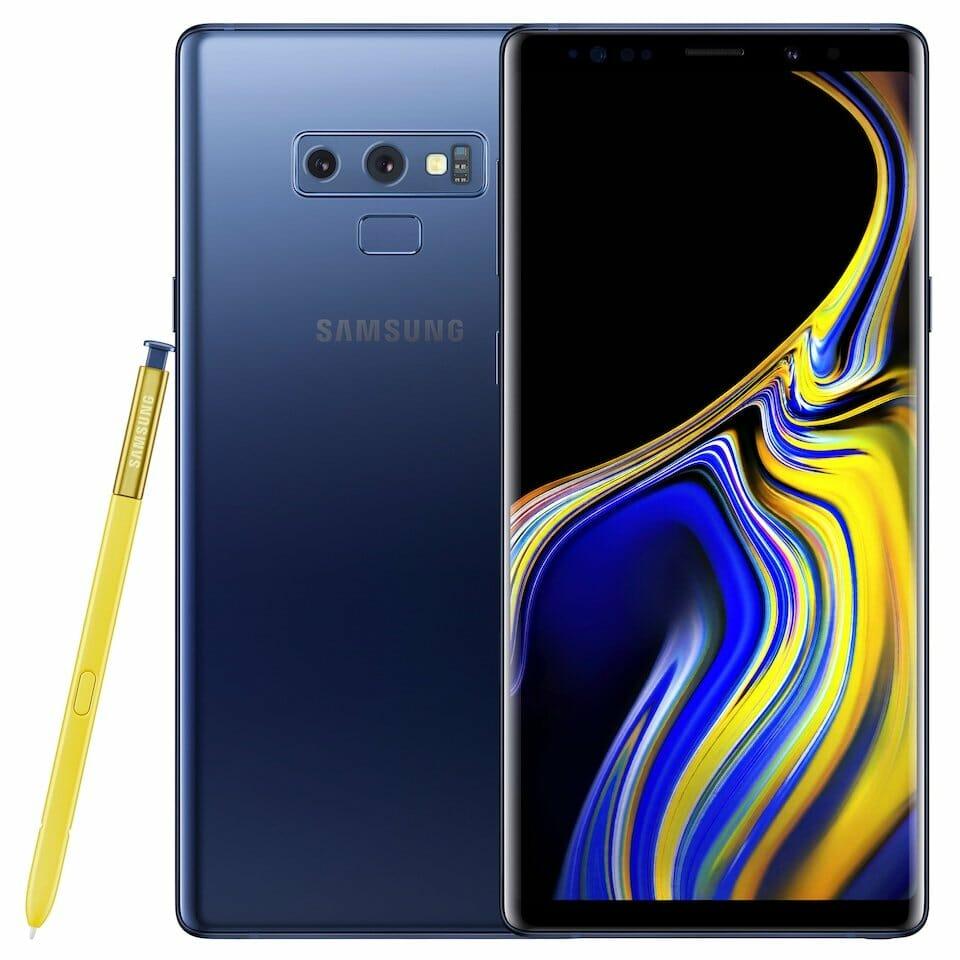 Samsung Galaxy Note 9 Tillbehör
