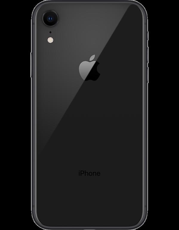 iPhone XR Svart Baksida