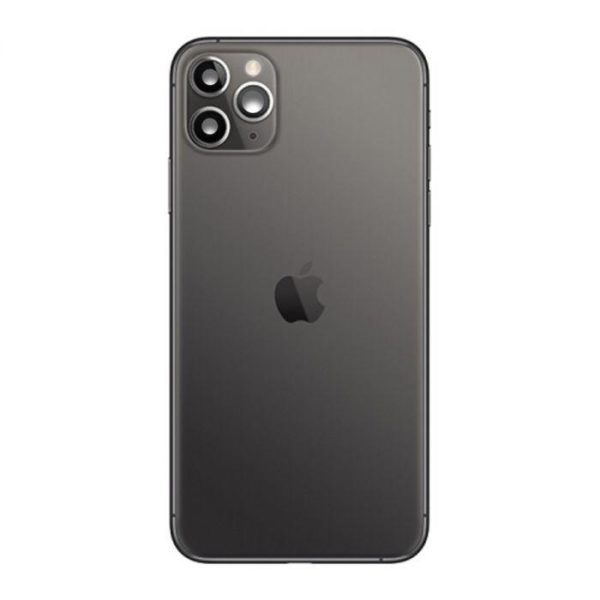 iPhone 11 Pro Baksida Svart