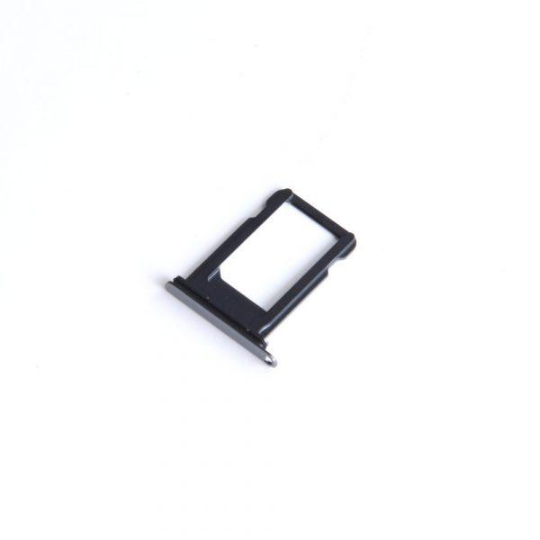 iPhone X Simkortshållare Svart