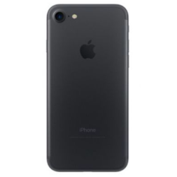 iPhone 7 Baksida Svart (Jet black)