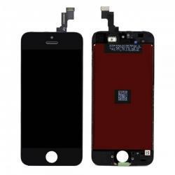 iPhone 5C Skärm Kvalitet A (LCD) – Svart