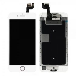 iPhone 6S Skärm Original LCD + Touch – Vit