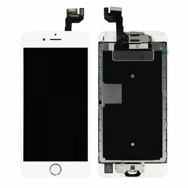 iPhone 6s Skärm Vit