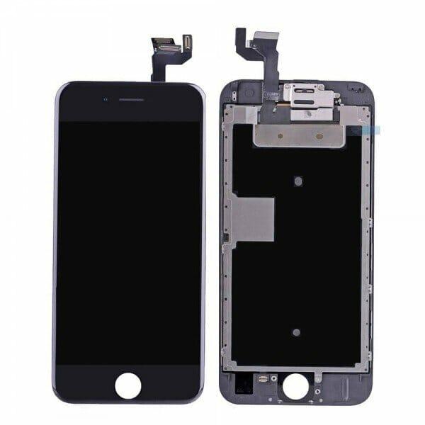 iPhone 6s Skärm Svart