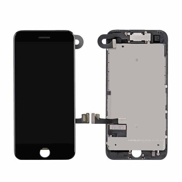 iPhone 7 Skärm Svart