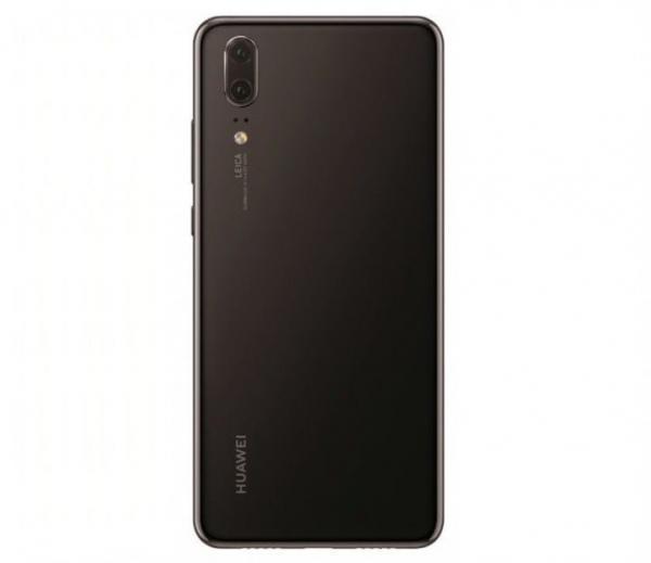 Huawei P20 Pro Baksida Svart