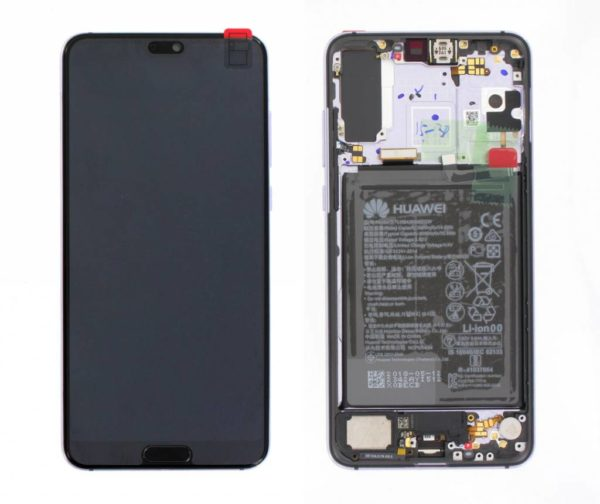 Huawei P20 Pro Display med batteri