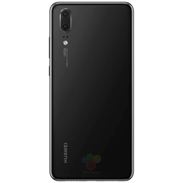 Huawei P20 baksida