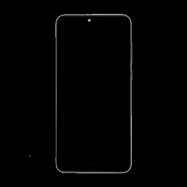 Huawei P20 skarm svart