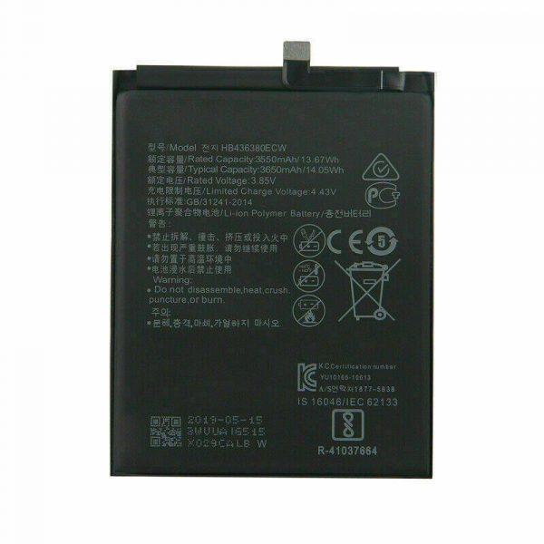 Huawei P30 batteri