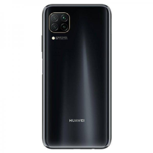 Huawei P40 lite baksida svart
