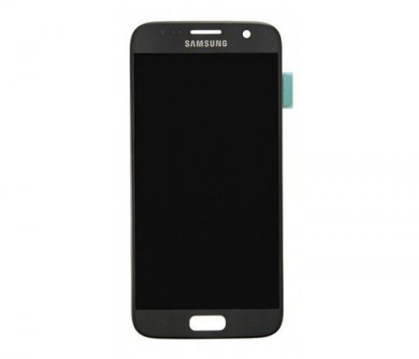 Samsung Galaxy S7 Svart skärm
