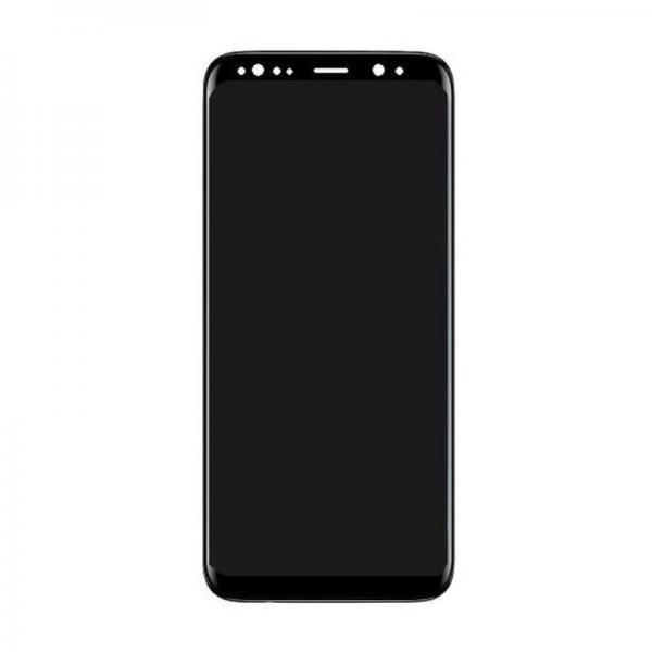 Samsung galaxy S8 Plus Skärm Svart