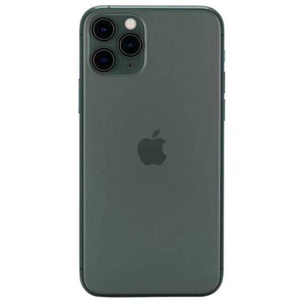 iPhone 11 max pro grön baksida