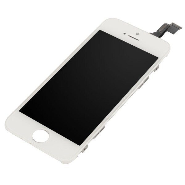 iPhone 5C Skärm Kvalitet A (LCD)