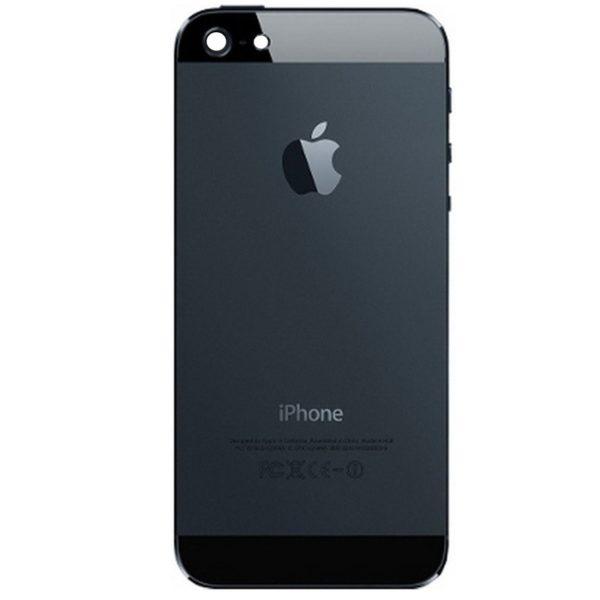 iPhone 5S Svart Baksida