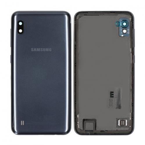 Samsung Galaxy A10 Baksida Svart