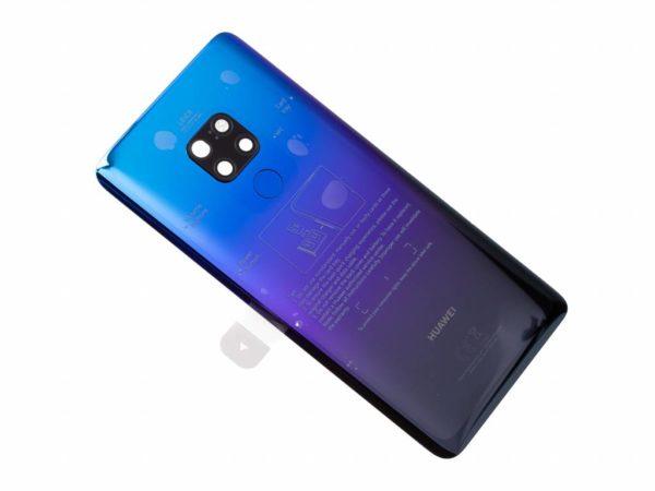 Huawei Mate 20 pro baksida twilight