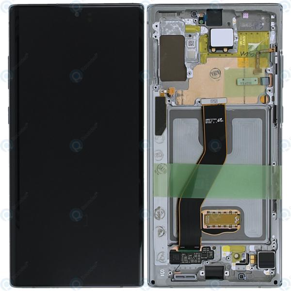 Samsung Galaxy Note 10 Plus skarm Aura Glow