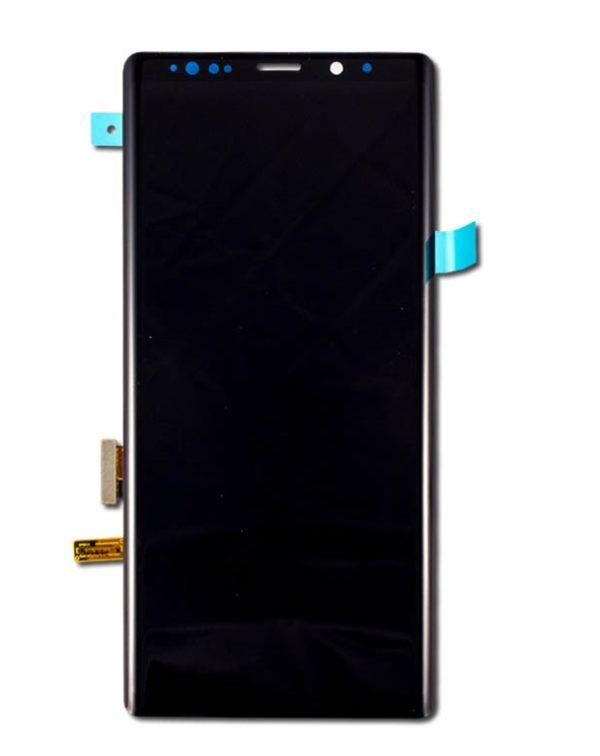 Samsung Galaxy Note 9 Skärm svart