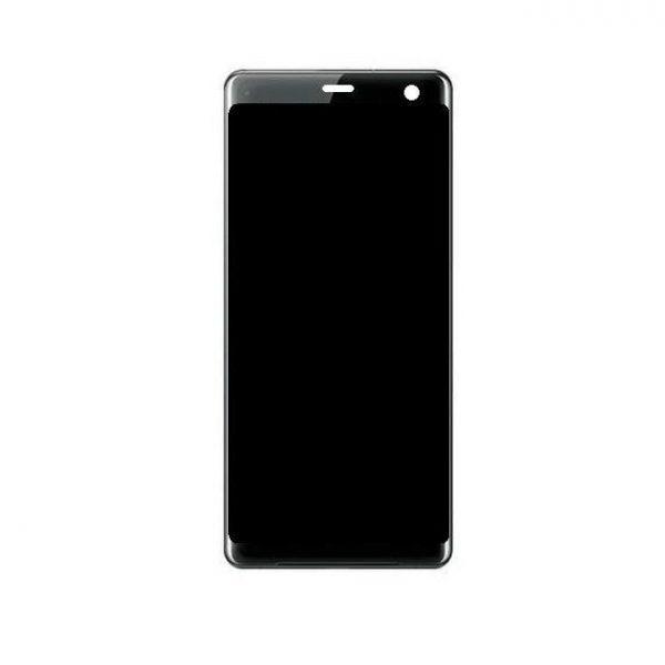 Sony Xperia XZ3 skärm svart