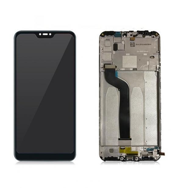 Xiaomi Mi A2 Lite skärm svart