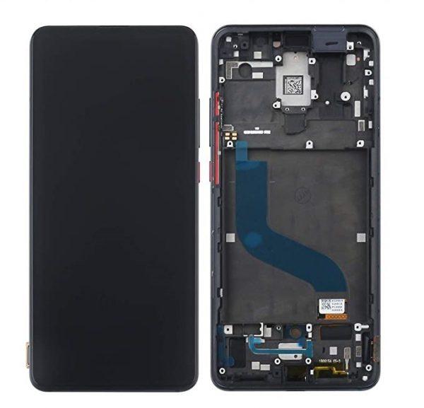 Xiaomi Redmi K20 Pro skärm svart