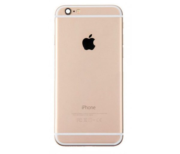 iPhone 6 Baksida Guld