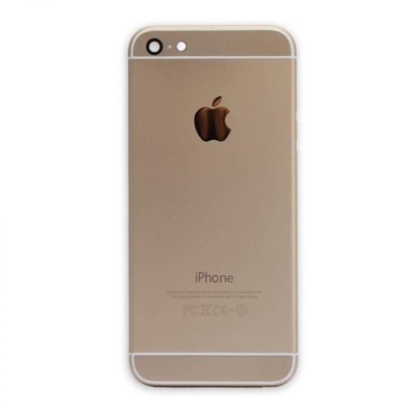 iPhone 6 Plus baksida Guld