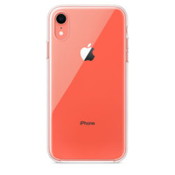 iPhone XR Baksida Korall