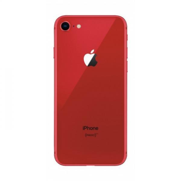 iPhone 8 baksida red
