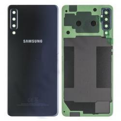 Samsung Galaxy A7 (2018) Baksida Svart