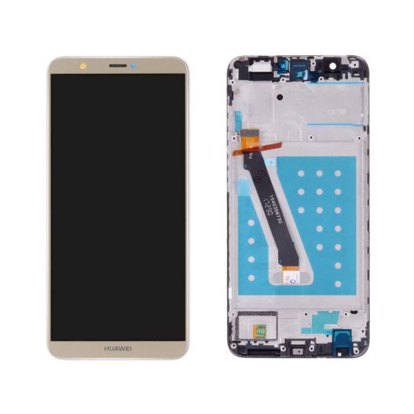 Huawei P Smart Skärm Guld